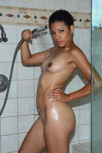 Sexy Assed Ebony Babe Amathyst Gets Nailed