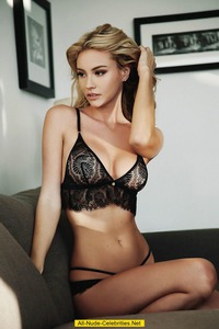 Briana Holly Posing In Sexy Lingeries