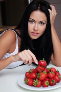 Teen Strawberry