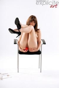 Marta, wonderful estonian girl student