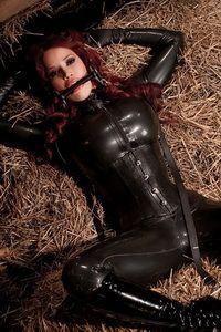 Hot Busty Redhead Biancha