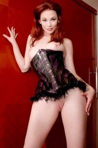 EroticFanDom Fetish Redhead Babe
