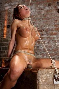 Aleska's nasty punishment