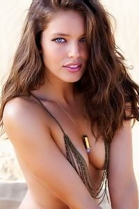 Young beauty Emily Didonato teasing
