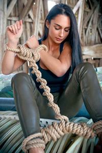 Sophia - Rope Of Captivity