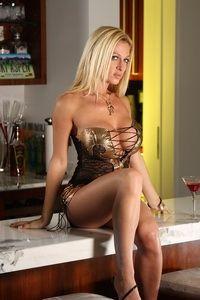 Beautiful Blonde Amanda