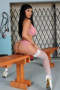 Priya Rai strips out of her work clothes