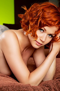 Redhead Naked Hottie