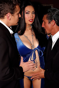 Tera Patrick And A Couple Hung Studs